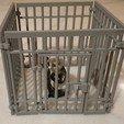 Download free STL file Playmobil animal cage / criminal prison • Model to 3D print, sokinkeso