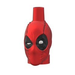 Download STL file HOOKAH/CACHIMBA/SHISHA DEADPOOL • 3D printing template, MatiSDelgado