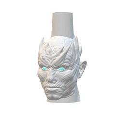 Descargar archivo STL HOOKAH/CACHIMBA/SHISHA EL REY DE LA NOCHE • Diseño para impresión en 3D, MatiSDelgado