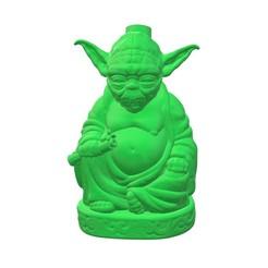 Télécharger objet 3D HOOKAH/CACHIMBA/SHISHA YODA, MatiSDelgado