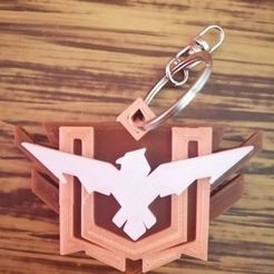 Download free STL file free fire medal • Object to 3D print, vgscrip95