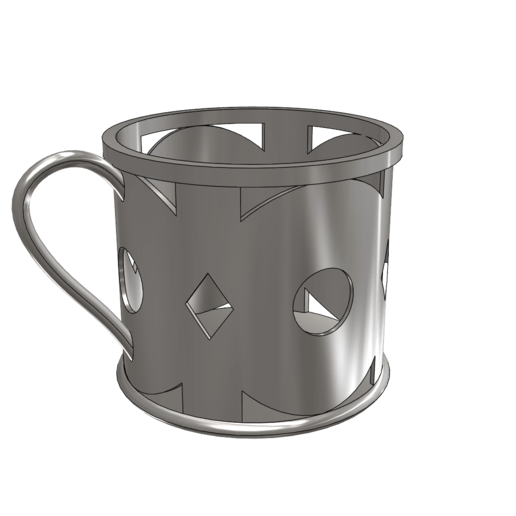 FİNCAN ALT KAPAK.png Download free STL file Coffee Cup • 3D printing template, Soulmate