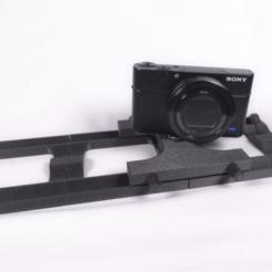 KIM01422.png Download 3MF file Modular Camera Slider Version 2 • 3D print model, Kimframes