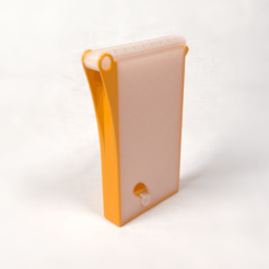 KIM01340.png Download 3MF file Wallet with eject mechanism • Design to 3D print, Kimframes