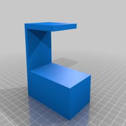 Descargar archivos 3D gratis Soporte de cama remoto para FireTV, nnkh