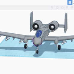 Descargar modelo 3D gratis Verrugato A-10, austin0688502