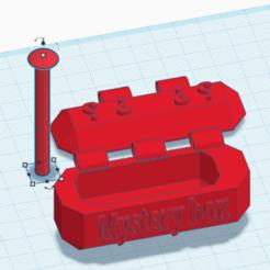 Download free 3D model COD Mystery box, austin0688502