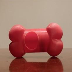 Télécharger fichier STL Porte-sacs à crottes pour chiens • Plan pour impression 3D, cosmemdp