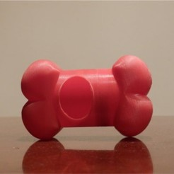 Descargar modelos 3D para imprimir Portabolsas de caca de perro, cosmemdp