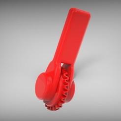 Descargar modelo 3D Sellador de ravioles (¡y otras pastas también!), cosmemdp