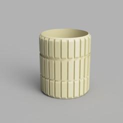 Descargar archivos 3D Jarrón - Complejo Shell, cosmemdp