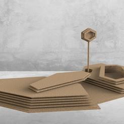 untitled.25.jpg Télécharger fichier STL Hôtel et casino Tranquility Base • Plan à imprimer en 3D, cosmemdp