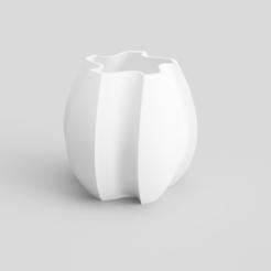 Download 3D printer files Vase Twist - Or Flower Pot too, cosmemdp