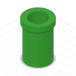 MarioStashPipe-Medium.png Télécharger fichier STL Mario Stash Tube Medium • Objet pour impression 3D, GunGeek