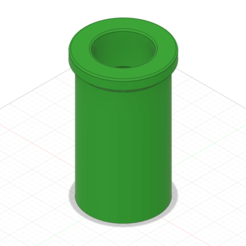 MarioStashPipe-Tall .png Télécharger fichier STL Mario Stash Tube Tall • Plan pour impression 3D, GunGeek