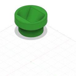 MarioCoinPipe-Tall Top.png Download STL file Mario Coin Tube Cap • Design to 3D print, GunGeek