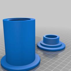 Descargar archivos 3D gratis Buje de filamento reducido, GunGeek