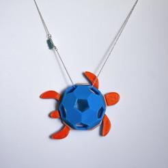 Télécharger fichier imprimante 3D gratuit Collier de boules de tortue, ilaria_3D_maker