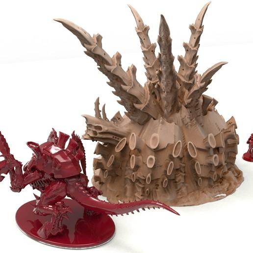 96A.jpg Télécharger fichier STL gratuit Tyty bug party terrain remix Part 9 Free 3D print model • Plan pour imprimante 3D, Alario