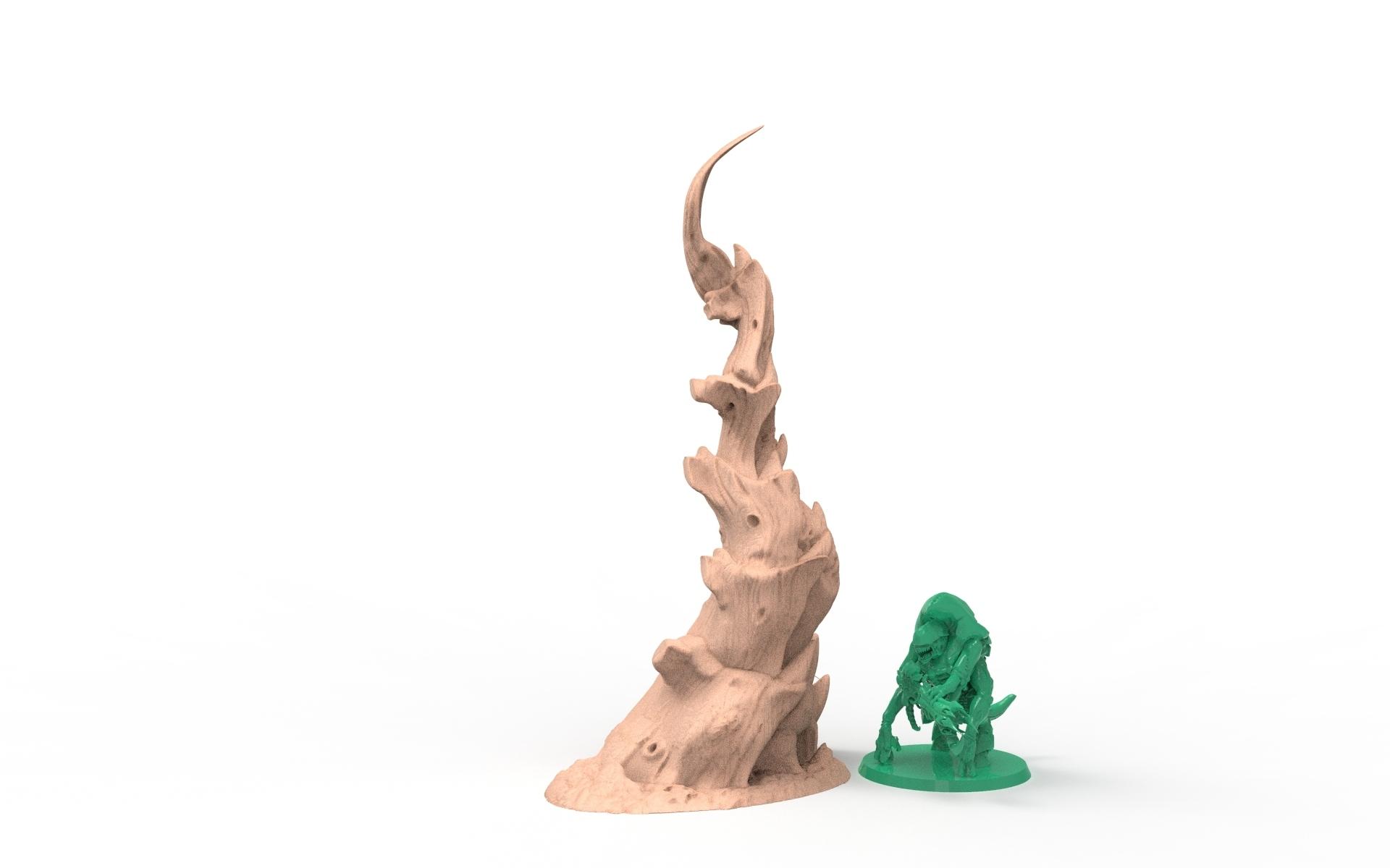 untitled.13.jpg Télécharger fichier STL gratuit Tyty bug party terrain remix Part 1 Free 3D print model • Modèle pour imprimante 3D, Alario