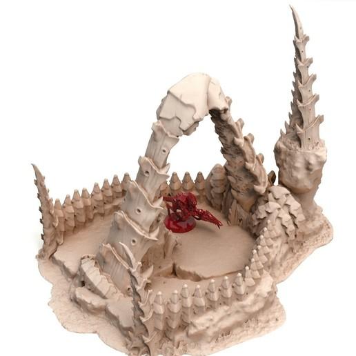 97A.jpg Télécharger fichier STL gratuit Tyty bug party terrain remix Part 9 Free 3D print model • Plan pour imprimante 3D, Alario