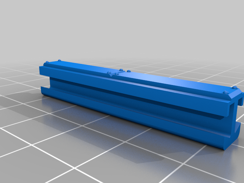 joint_45mm_unsuported.png Download free STL file Damocles kickstarter modular industrial buildings sample • 3D print design, Alario
