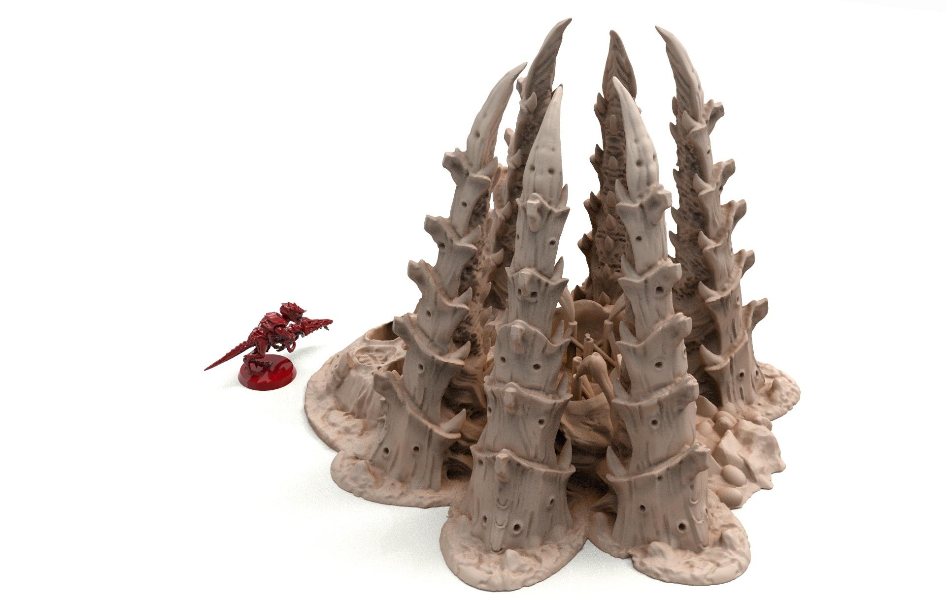 95B.jpg Télécharger fichier STL gratuit Tyty bug party terrain remix Part 9 Free 3D print model • Plan pour imprimante 3D, Alario