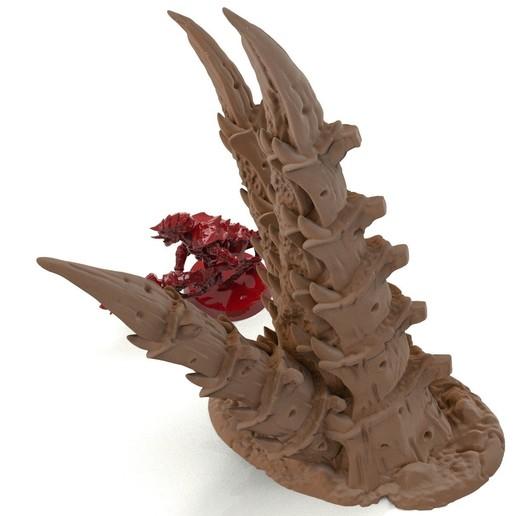 19B.jpg Télécharger fichier STL gratuit Tyty bug party terrain remix Part 1 Free 3D print model • Modèle pour imprimante 3D, Alario