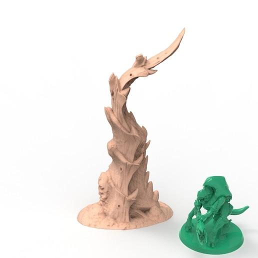 untitled.10.jpg Télécharger fichier STL gratuit Tyty bug party terrain remix Part 1 Free 3D print model • Modèle pour imprimante 3D, Alario