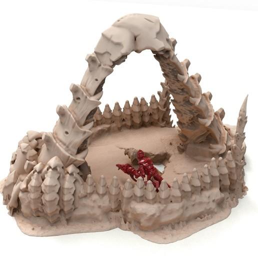 98B.jpg Télécharger fichier STL gratuit Tyty bug party terrain remix Part 9 Free 3D print model • Plan pour imprimante 3D, Alario