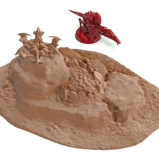 36A.jpg Télécharger fichier STL gratuit Tyty bug party terrain remix Part 3 Free 3D print model • Modèle à imprimer en 3D, Alario