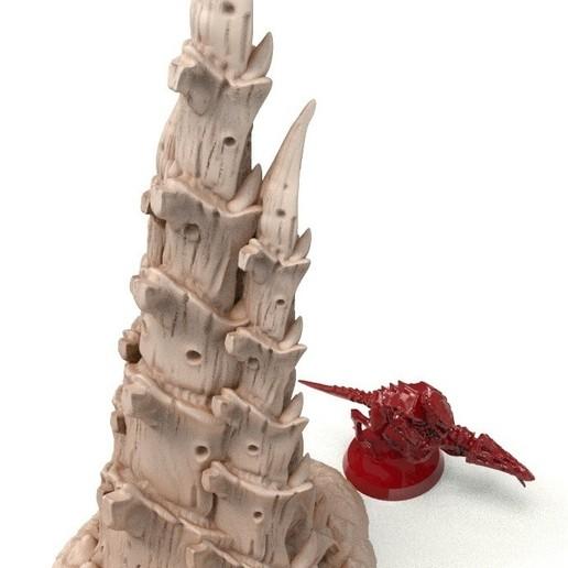 32A.jpg Télécharger fichier STL gratuit Tyty bug party terrain remix Part 3 Free 3D print model • Modèle à imprimer en 3D, Alario