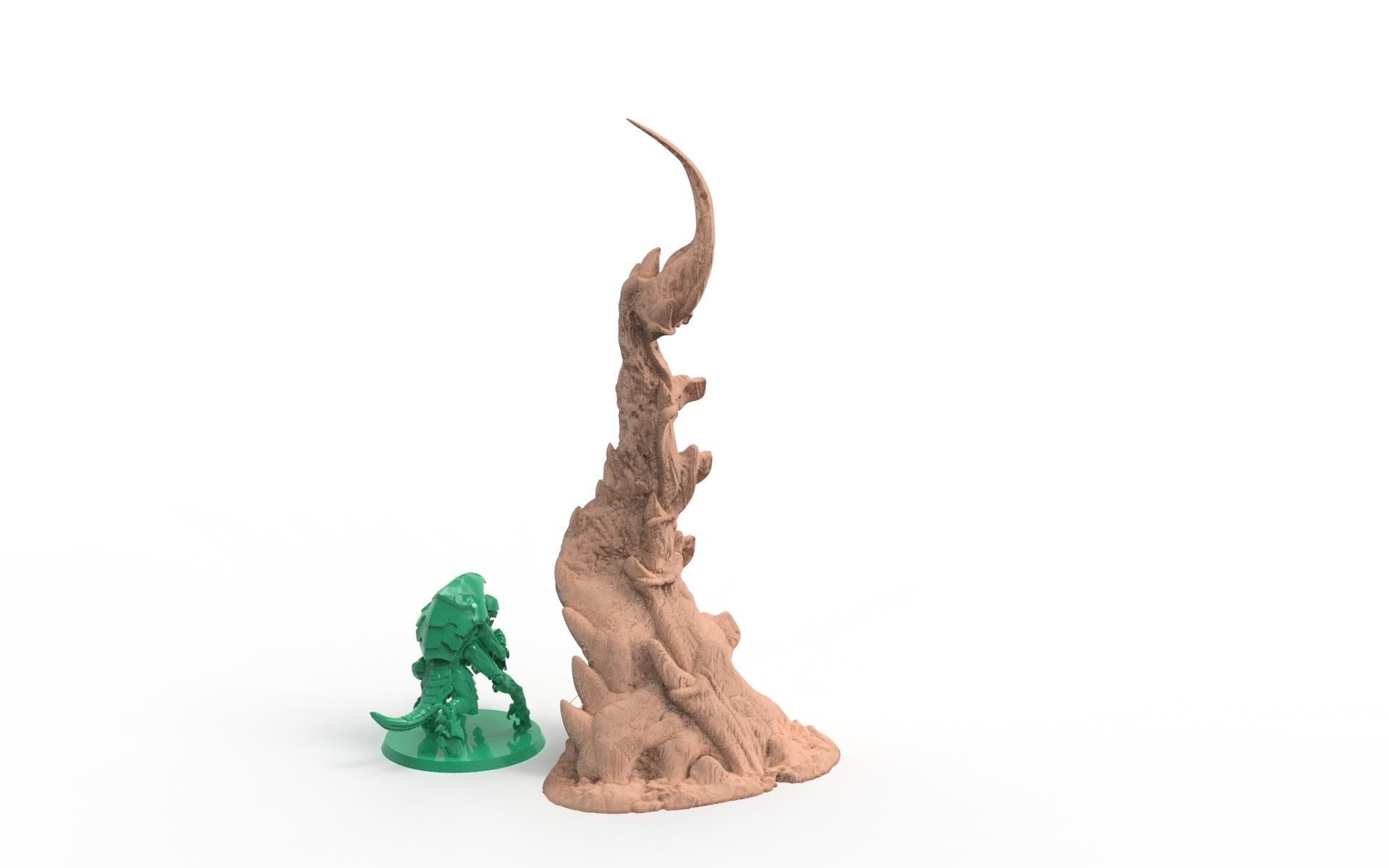 untitled.12.jpg Télécharger fichier STL gratuit Tyty bug party terrain remix Part 1 Free 3D print model • Modèle pour imprimante 3D, Alario
