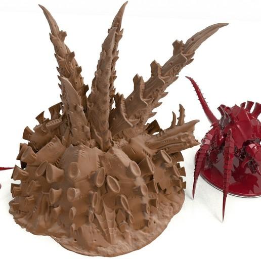 96B.jpg Télécharger fichier STL gratuit Tyty bug party terrain remix Part 9 Free 3D print model • Plan pour imprimante 3D, Alario