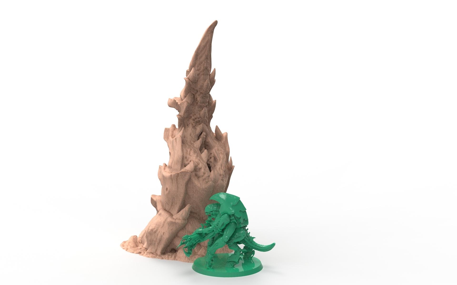 untitled.17.jpg Télécharger fichier STL gratuit Tyty bug party terrain remix Part 2 Free 3D print model • Modèle imprimable en 3D, Alario