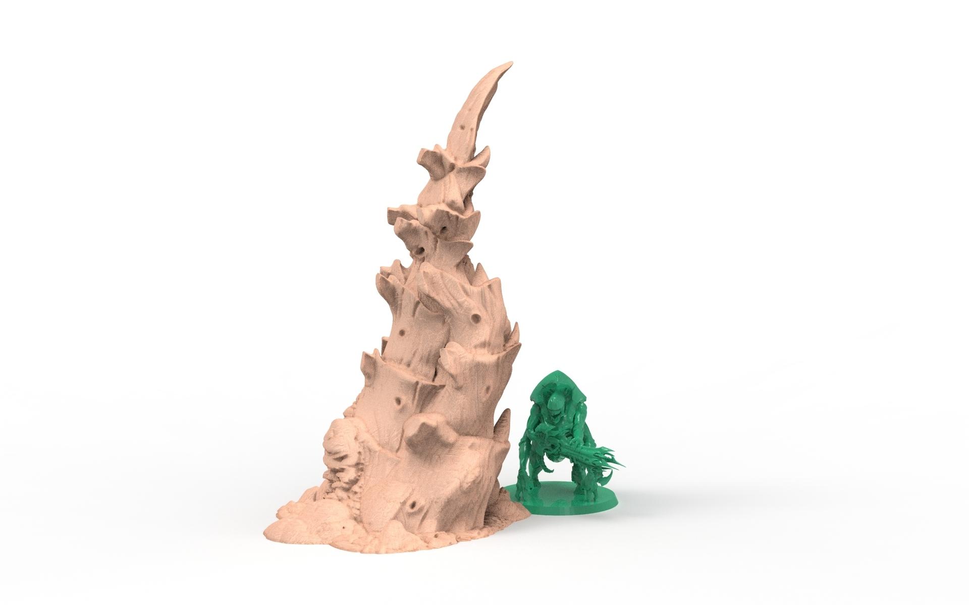 untitled.16.jpg Télécharger fichier STL gratuit Tyty bug party terrain remix Part 2 Free 3D print model • Modèle imprimable en 3D, Alario