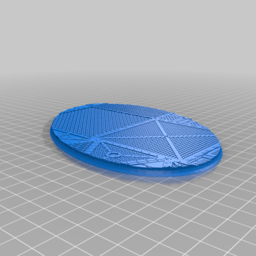 Oval_170x105mm_base_INDR_01.png Download free STL file Sci-fi industrial bases all sizes all shapes • 3D printing template, Alario