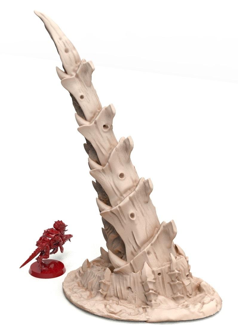 33A.jpg Télécharger fichier STL gratuit Tyty bug party terrain remix Part 3 Free 3D print model • Modèle à imprimer en 3D, Alario