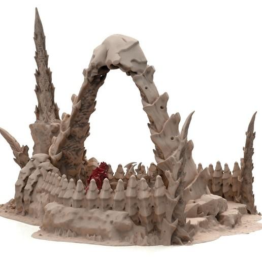 97B.jpg Télécharger fichier STL gratuit Tyty bug party terrain remix Part 9 Free 3D print model • Plan pour imprimante 3D, Alario