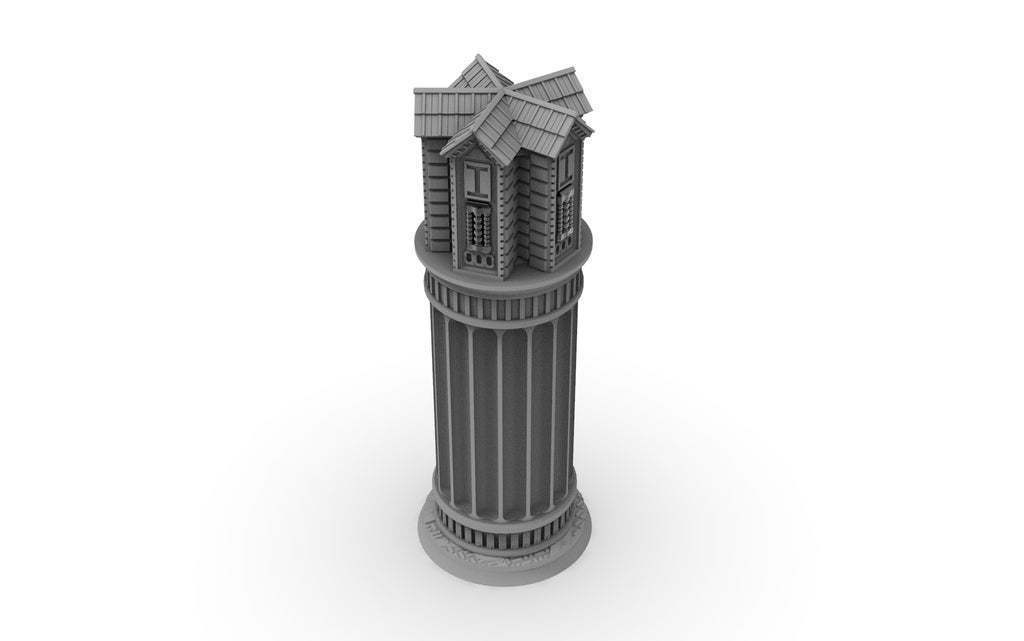 "untitled.851.jpg Download free STL file New objective markers x6 & zone, 40mm + 3"", Damocles industrial biome free content • 3D printer object, Alario"