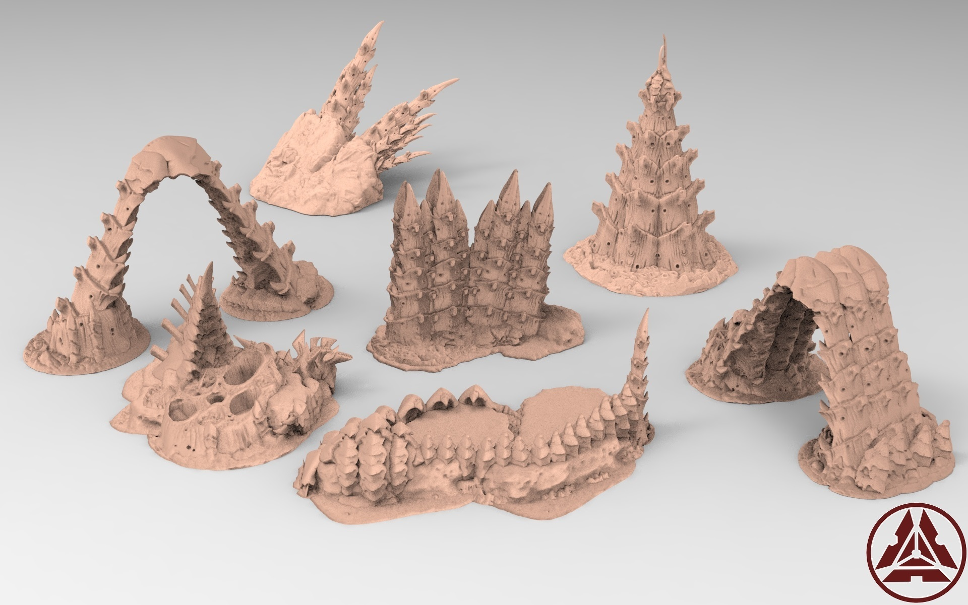 7.jpg Download free STL file Tyty bug party terrain remix Part 7 Free 3D print model • Object to 3D print, Alario