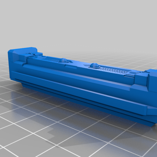 Easier_to_insert_pillar.png Download free STL file Damocles kickstarter modular industrial buildings sample • 3D print design, Alario