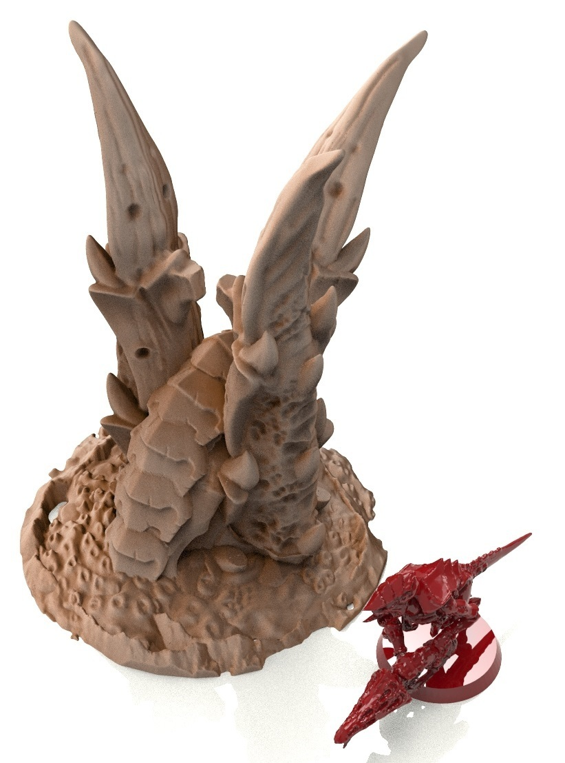 26A.jpg Télécharger fichier STL gratuit Tyty bug party terrain remix Part 2 Free 3D print model • Modèle imprimable en 3D, Alario