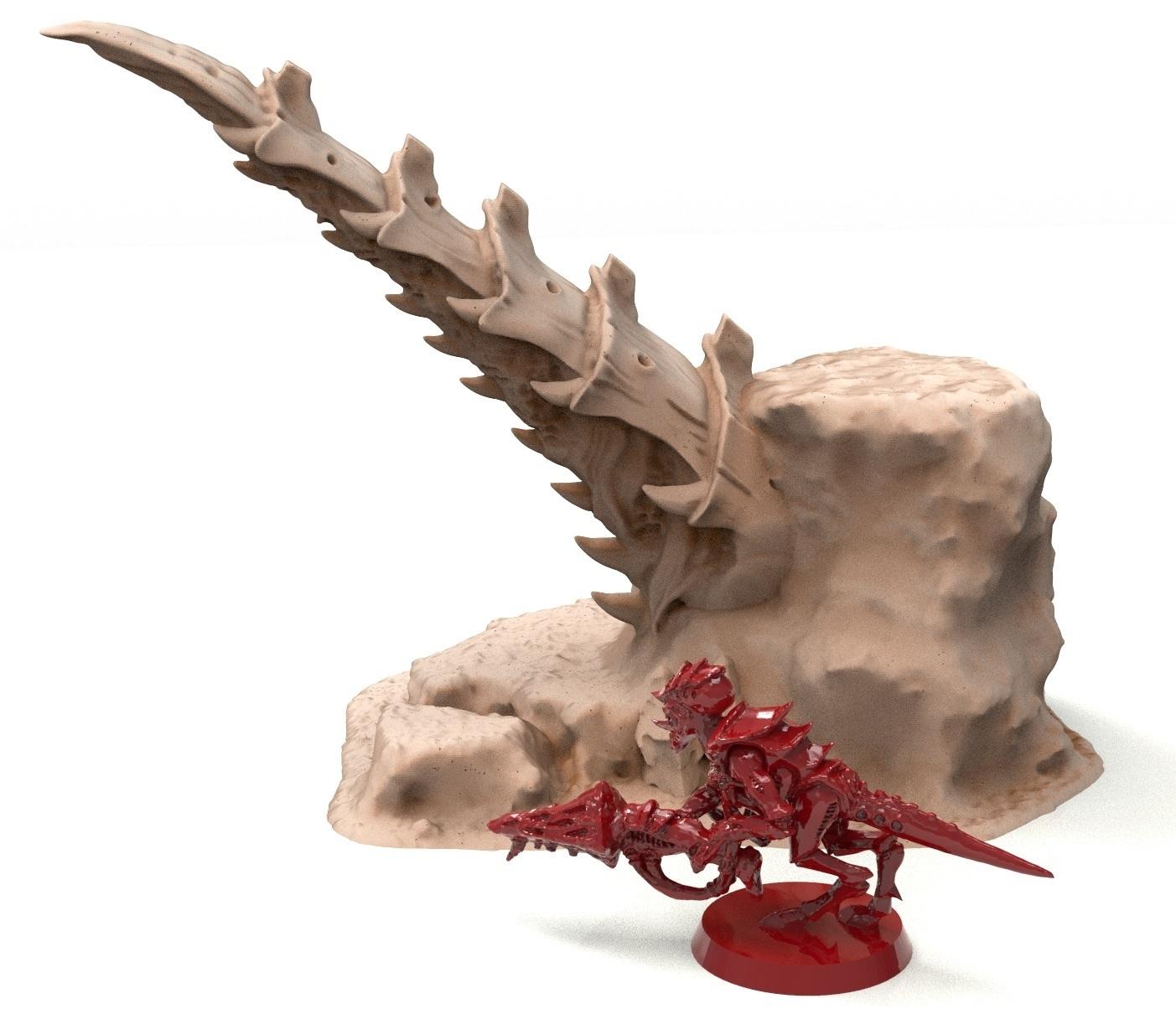 35A.jpg Télécharger fichier STL gratuit Tyty bug party terrain remix Part 3 Free 3D print model • Modèle à imprimer en 3D, Alario