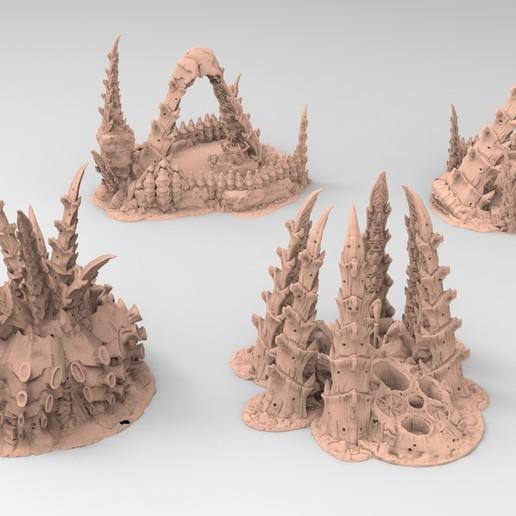 9.jpg Télécharger fichier STL gratuit Tyty bug party terrain remix Part 9 Free 3D print model • Plan pour imprimante 3D, Alario