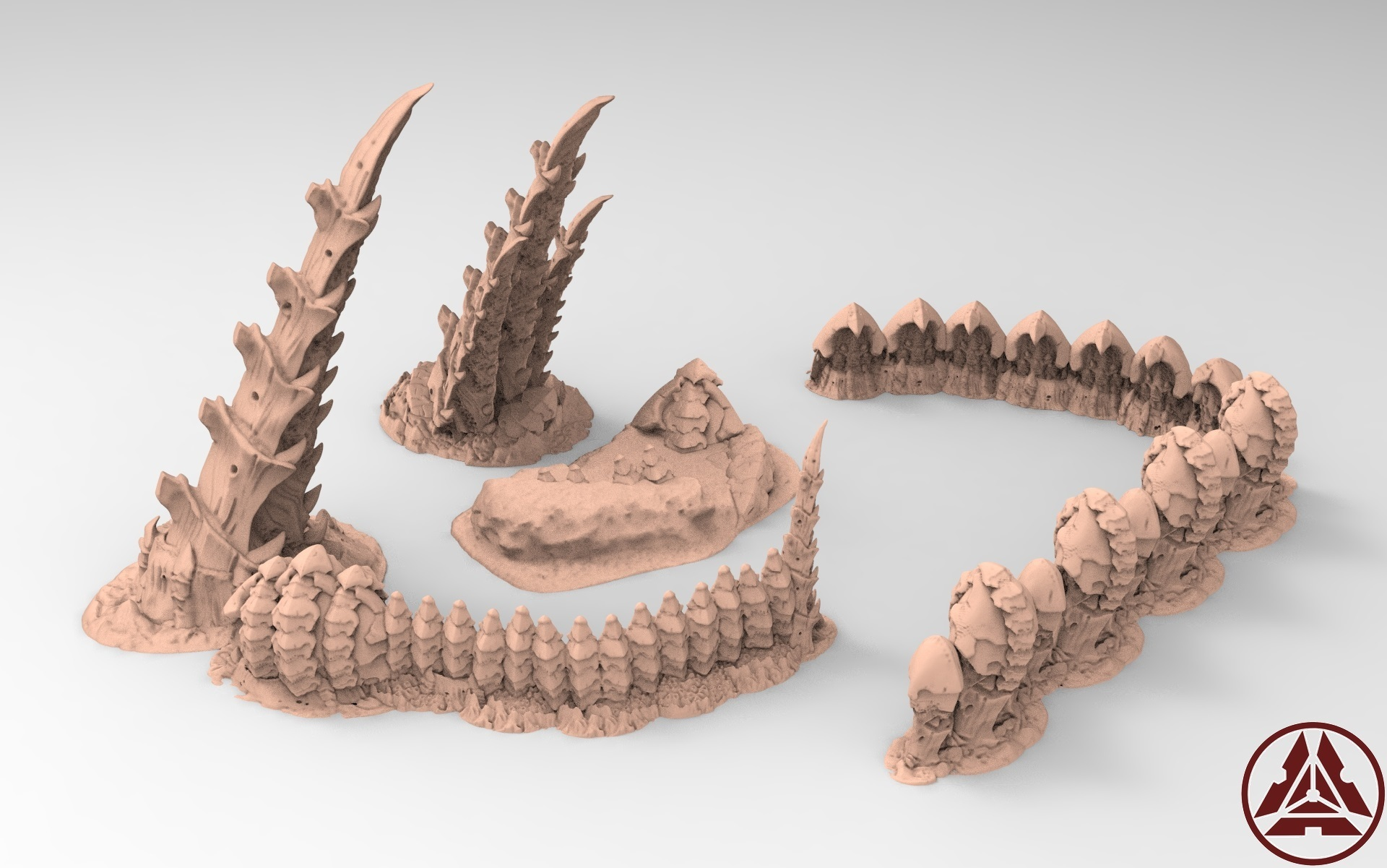 5.jpg Download free STL file Tyty bug party terrain remix Part 5 Free 3D print model • 3D printing object, Alario