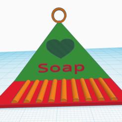 Download 3D printer designs soap holder to bathrom , sveinungp90