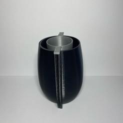 Télécharger fichier STL Moule à planter avec visage • Plan pour imprimante 3D, eduardoquilaguilque