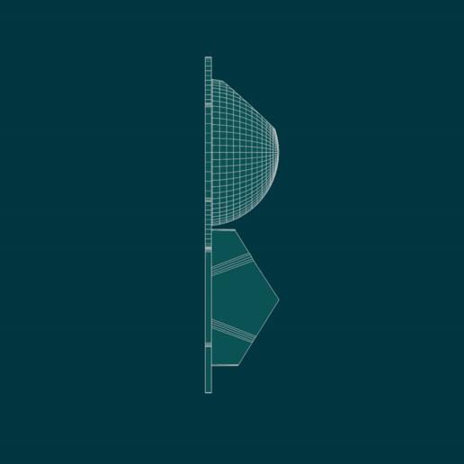 WALL_PLANT_03.png Download free STL file Wall Plantations • 3D printing object, JosephKerr