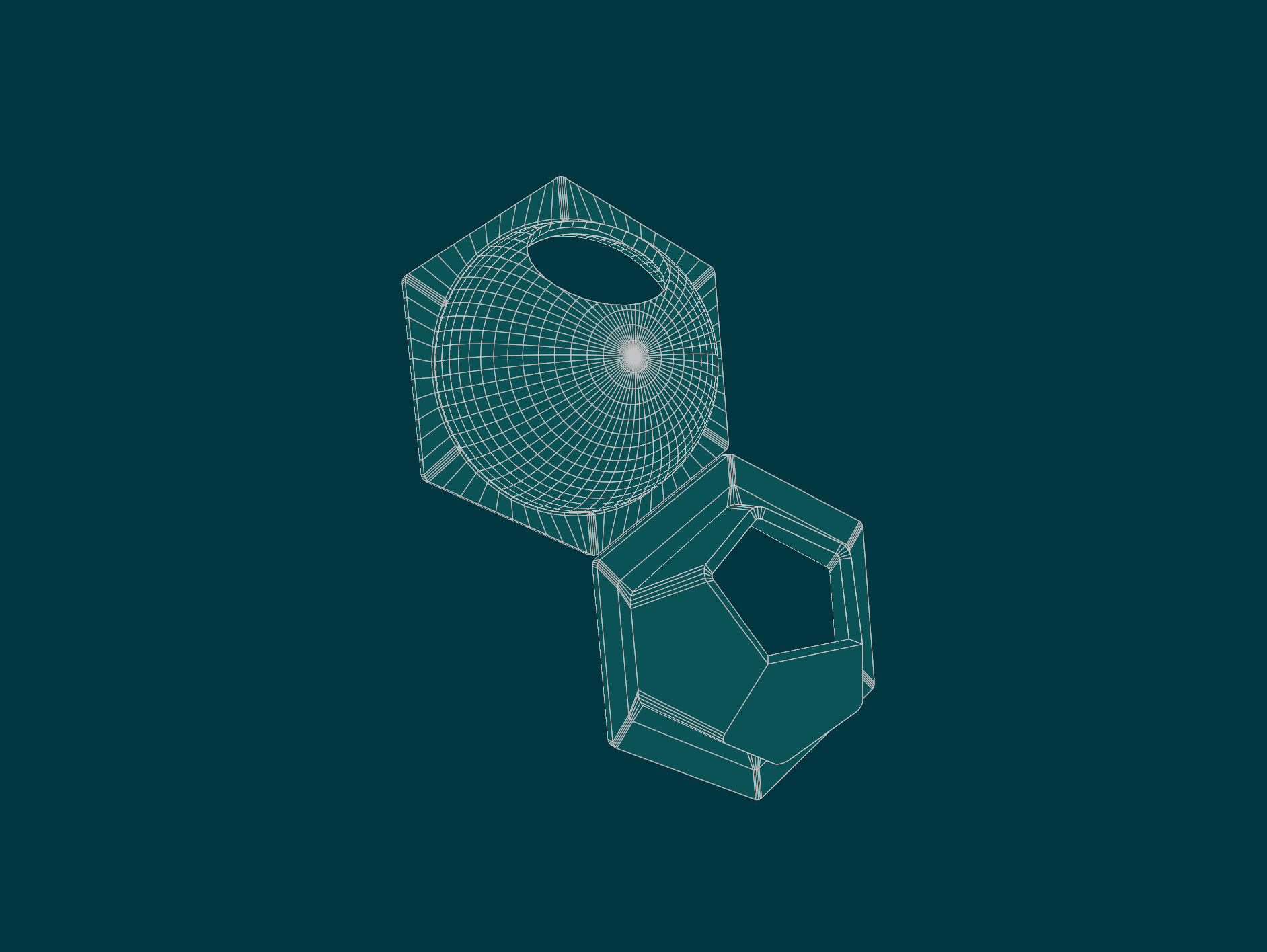WALL_PLANT_01.png Download free STL file Wall Plantations • 3D printing object, JosephKerr